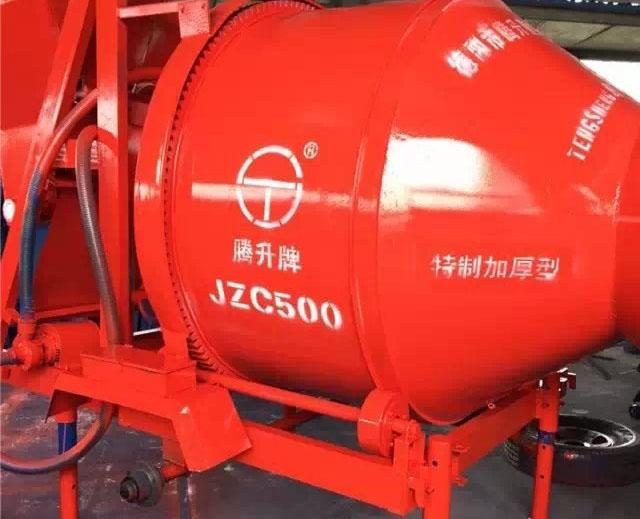 JZC500型搅拌机