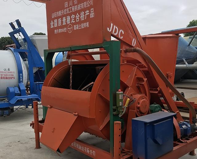 JDC500型混凝土搅拌机